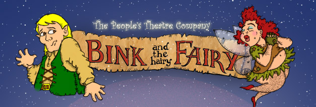 Bink and the Hairy Fairy banner