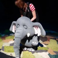 The Elephant Bridesmaid
