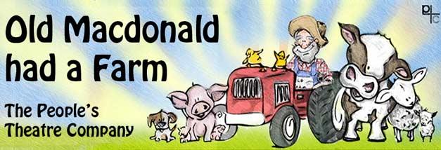 Old Macdonald had a Farm banner