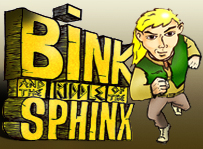 Bink and the Riddle of the Sphinx