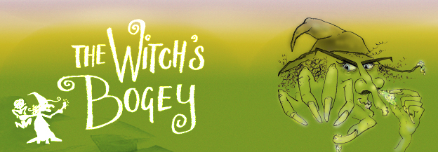 The Witch's Bogey banner