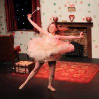 Santa In Love Fairy