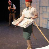 The Twelve Days of Christmas Milk Maid