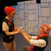 The Twelve Days of Christmas Proposal