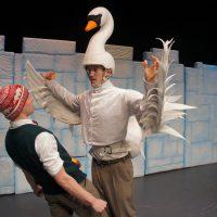 The Twelve Days of Christmas Swan