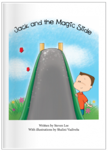 Jack and the Magic Slide book cover