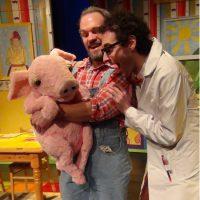 Old Macdonald and pig