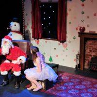 Santa In Love Santa and fairy