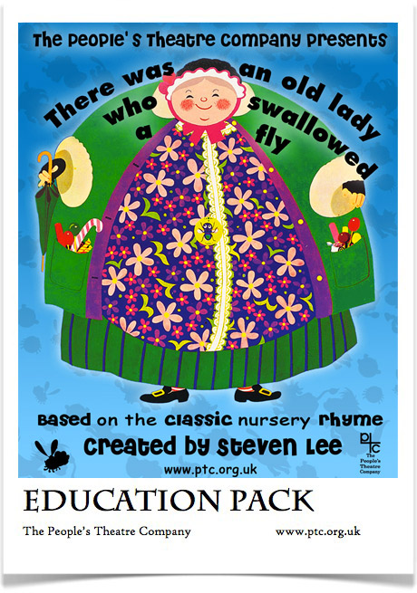 There Was An Old Lady Education Pack